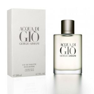 ARMANI ACQUA DI GIO HOMME EDT SPRAY 200ML