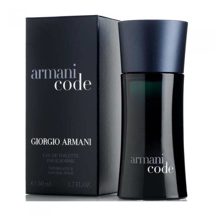 ARMANI CODE HOMME EDT SPRAY 50ML