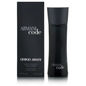 ARMANI CODE HOMME EDT SPRAY 75ML