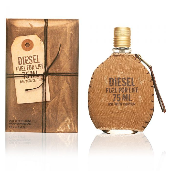 DIESEL FUEL FOR LIFE HOMME EDT SPRAY 75ML