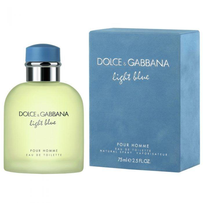 DOLCE GABBANA MEN LIGHT 75V