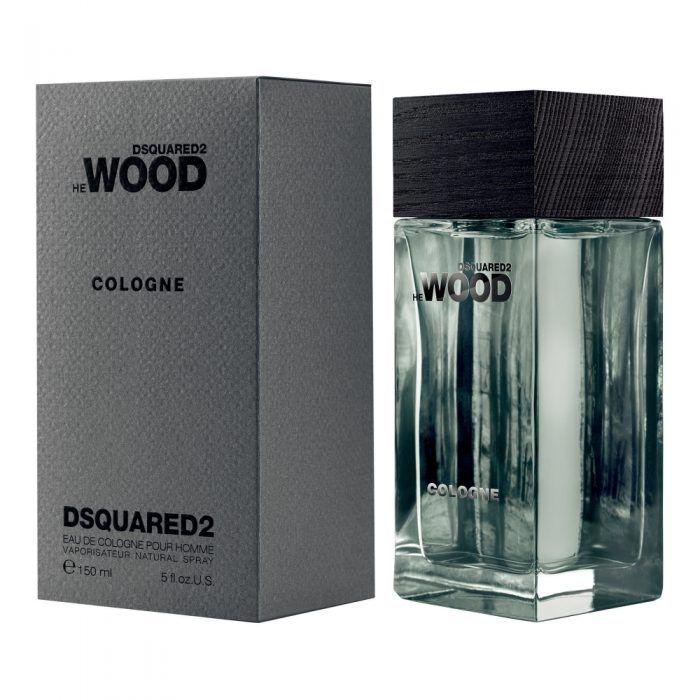 DSQUARED2 HE WOOD EAU DE COLOGNE NATURAL SPRAY 150ML