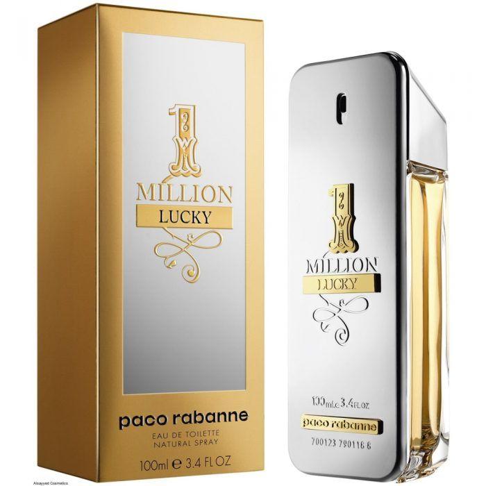 PACO RABANNE ONE MILLION LUCKY EDT SPRAY 100ML