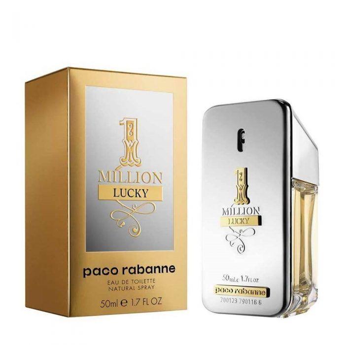 PACO RABANNE ONE MILLION LUCKY EDT SPRAY 50ML