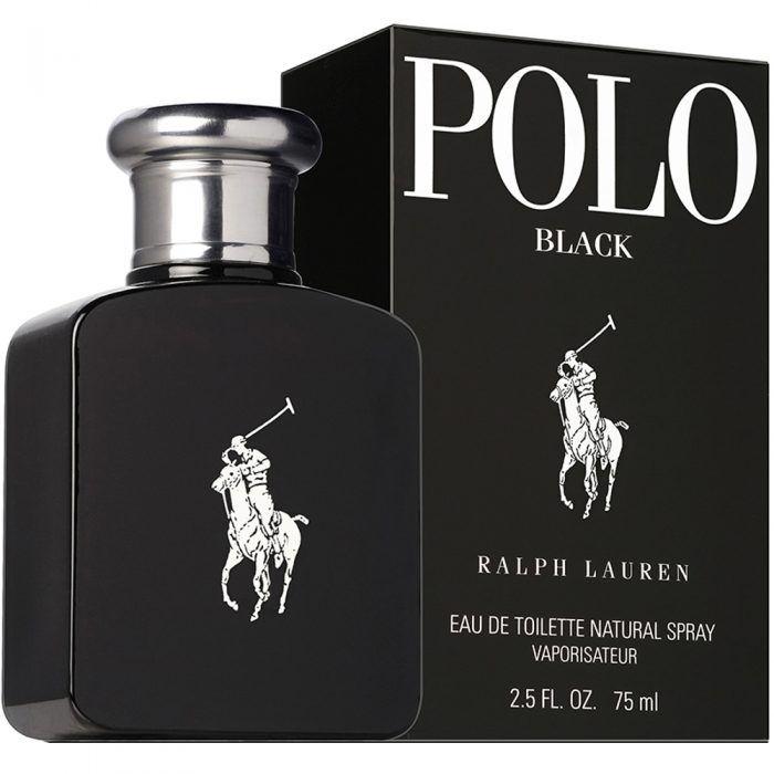 RALPH LAUREN POLO BLACK EDT SPRAY 75ML