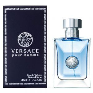 VERSACE POUR HOMME EDT SPRAY 50ML
