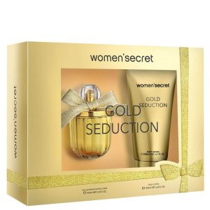 WOMEN SECRET SEDUCTION SET (EDP 100ML BODY LOTION 200ML)