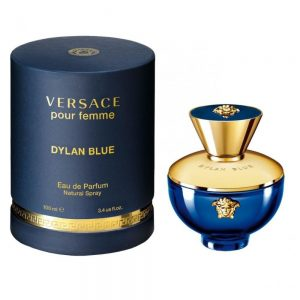 VERSACE POUR FEMME DYLAN BLUE EDP SPRAY 100ML