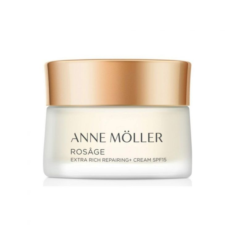 ANNE MOLLER ROSAGE EXTRA RICH REPAIRING CREMA SPF15 50ML