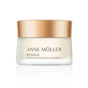 ANNE MOLLER ROSAGE NOCHE ACEITE EN CREMA 50ML