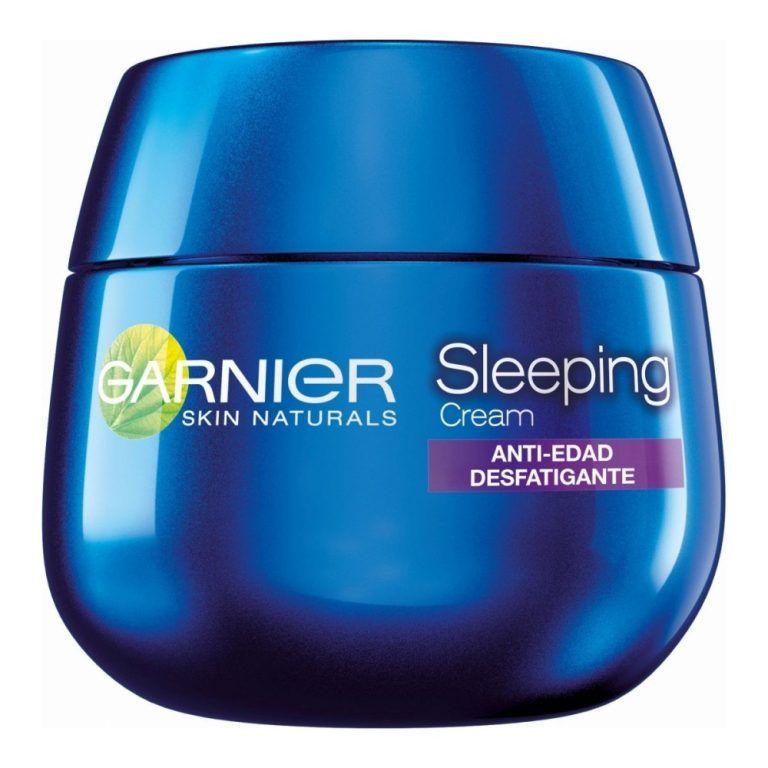 GARNIER SKIN NATURAL FACE CREMA SLEEPING CREAM