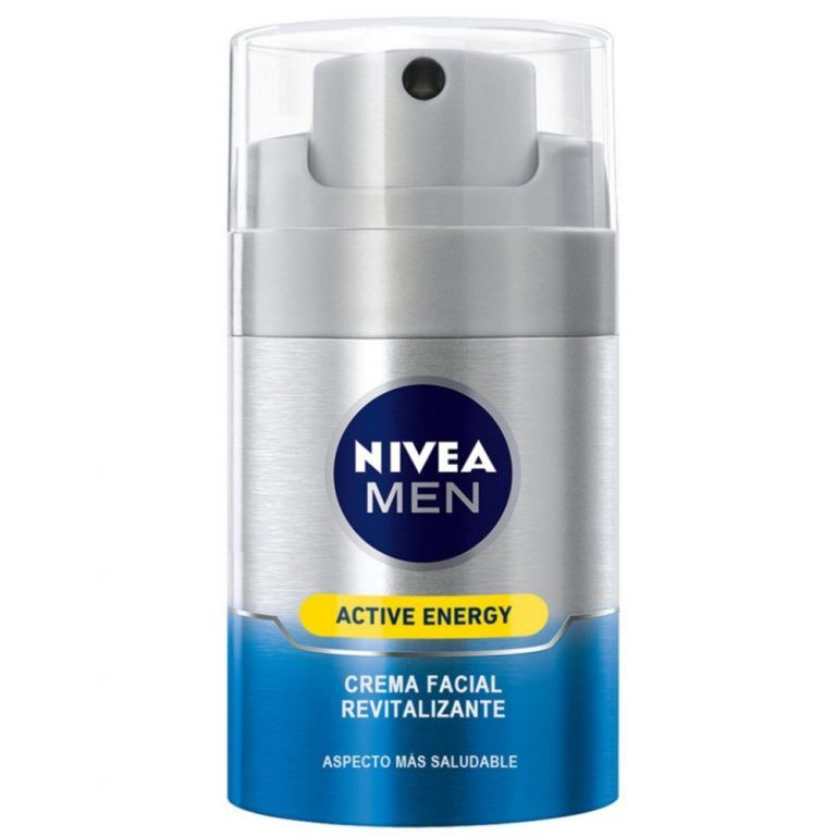 NIVEA FOR MEN Q10 CR. HIDRATANTE SKIN ACTIVITY ENERGY REVTITALIZANTE 50ML