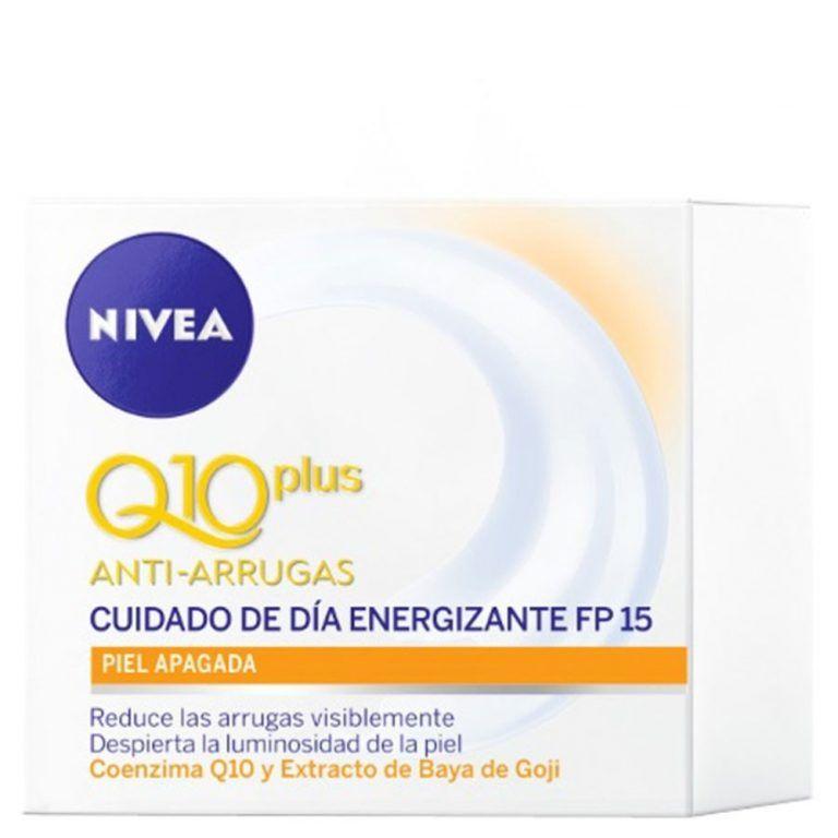 NIVEA VISAGE Q10 PLUS C ENERGY CR. 50ML DIA