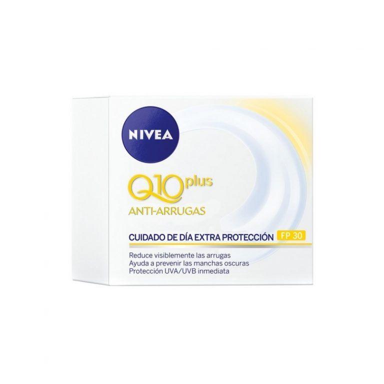NIVEA VISAGE Q10 PLUS CR. ANTIARRUGAS DIA FP30 50ML