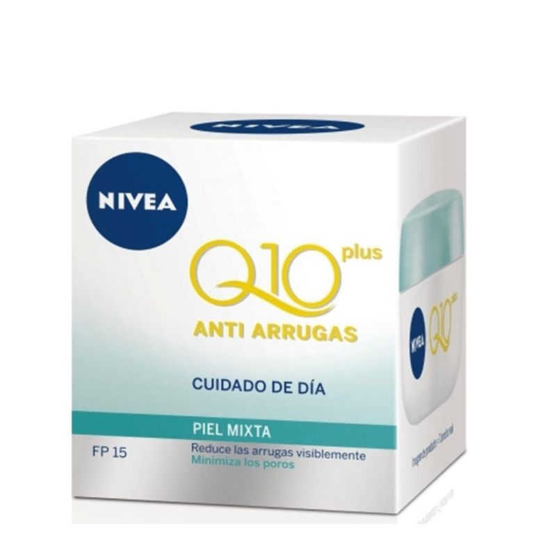 NIVEA VISAGE Q10PLUS CR. ANTIARRUGAS DIA LIGHT 50ML
