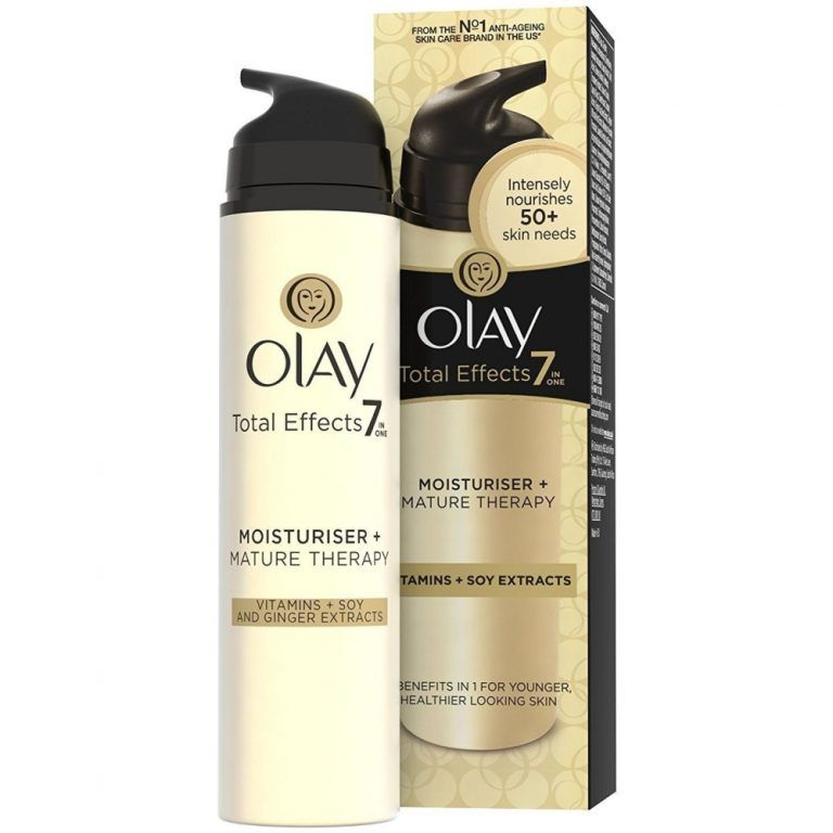 OLAY TOTAL EFFECTS MATURE THERAPY 50ML