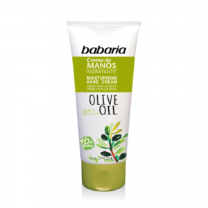 31523 crema manos oliva babaria