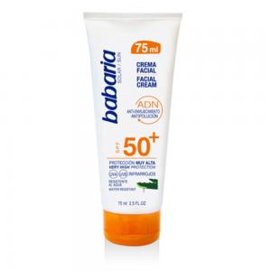 31802 babaria crema facial solar f50