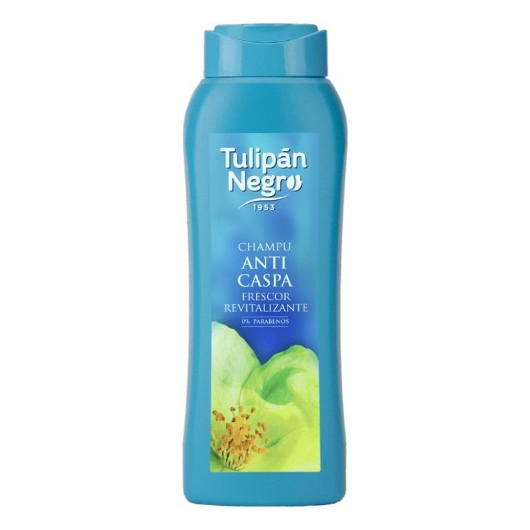 Champu tulipan cabello anti caspa 400ml