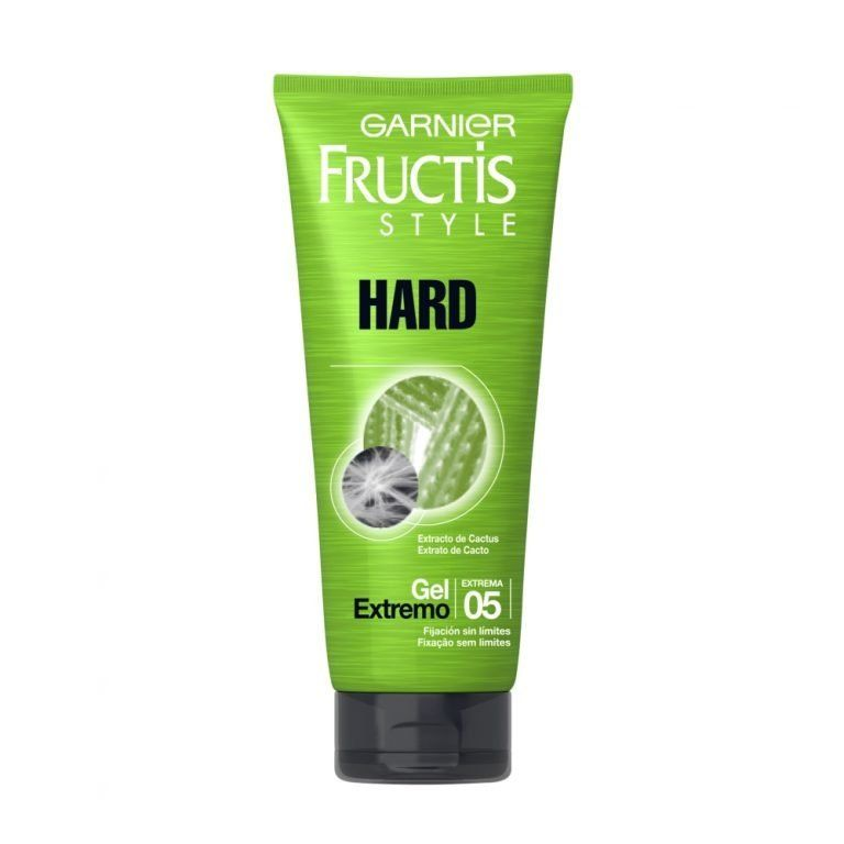 Garnier Cabello Fructis Gel Hard 000 3600540581655 Front