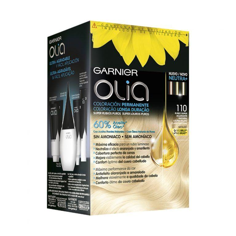 Garnier Hair Coloracion Olia 000 3600541910881 Front