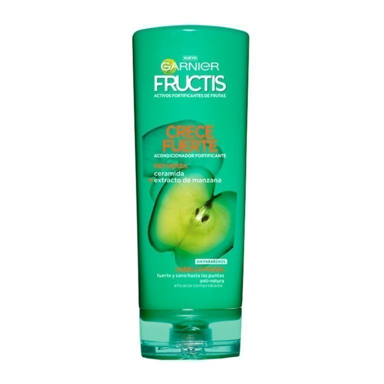 Garnier Hair Conditioner Fructis Crece Fuerte Cabello Fragil 000 3600542027908 Front