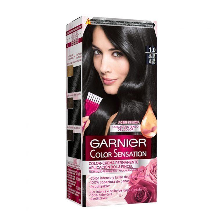 Garnier Hair Hair Color Sensation 000 3600541176294 Front