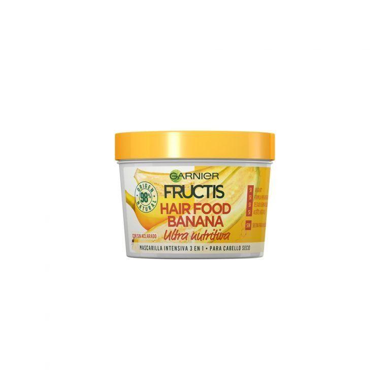 Garnier Hair Mascarilla Hair Food Banana 000 3600542140775 Front e1589716625505