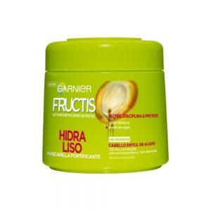 Garnier Hair Mask Fructis Hidra Liso Mascarilla Cabello Dificil Alisar 000 3600541969728 Front