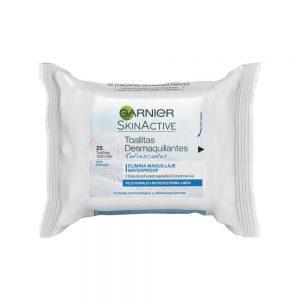 Garnier Limpiador Toallitas Desmaquillantes Refrescantes Skin Active 000 3600540829559 Front