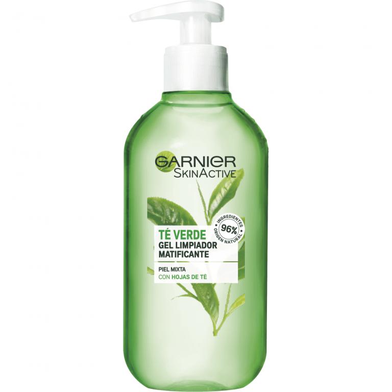 Garnier Limpiador skinactive te verde 000 3600542048699 Front