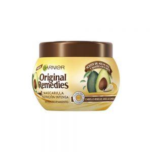Garnier Mascarilla Antiencrespamiento Original Remedies Aceite Aguacate 000 3600541738768 Front
