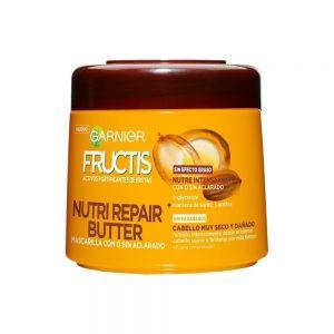 Garnier Mascarilla Fructis Nutri Repair Butter 000 3600541969742 Front