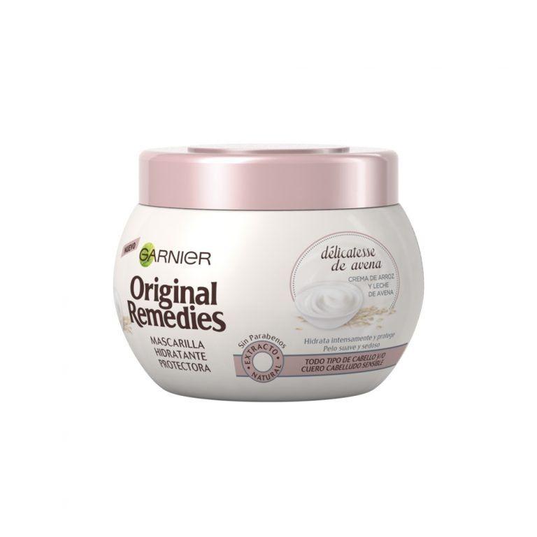 Garnier Mascarilla Hidratante Protectora Original Remedies Delicatesse Avena 000 3600541888364 Front