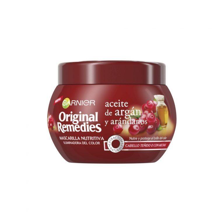 Garnier Mascarilla Iluminadora Color Original Remedies Aceite Argan Arandanos 000 3600541738836 Front
