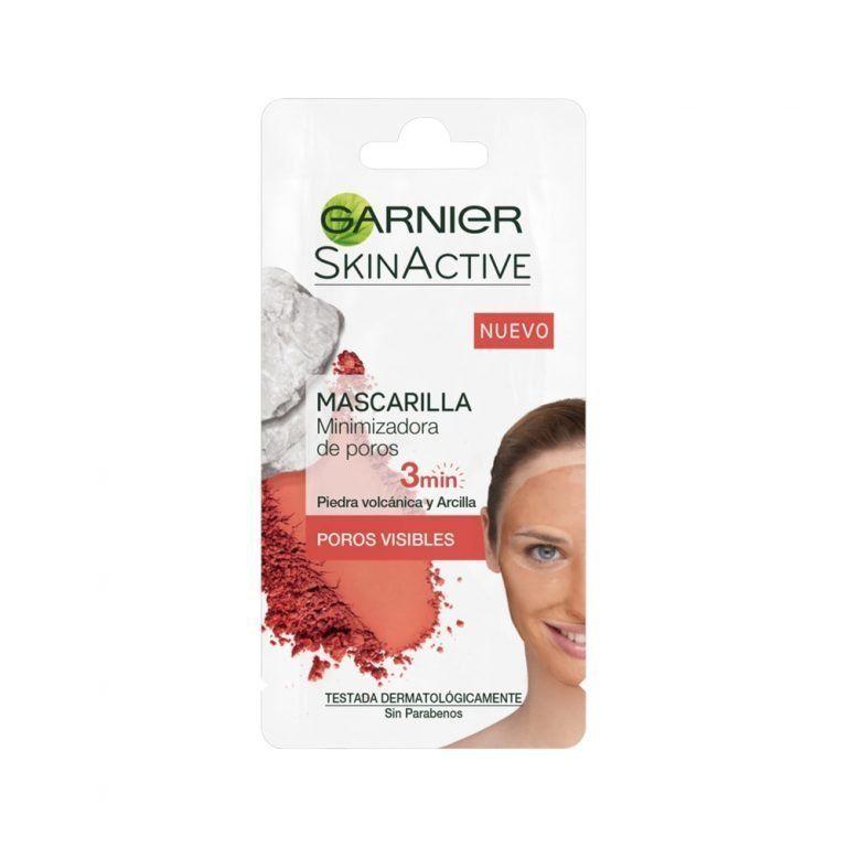 Garnier Mascarilla Mascarilla Minimizadora Poros Skin Active 000 3600542032575 Front
