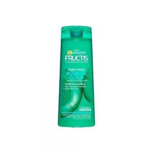Garnier Shampoo Champu Fructis Agua Coco Raices Grasas Puntas Secas 000 3600542024228 Front