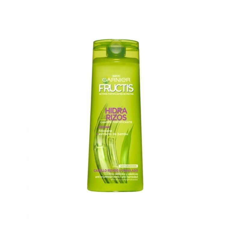 Garnier Shampoo Champu Fructis Hidra Rizos Cabello Rizado Ondulado 000 3600542024181 Front
