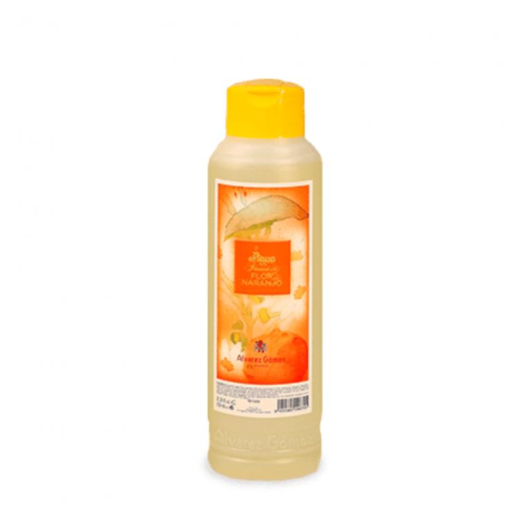 aguafresca bano flor de naranjo