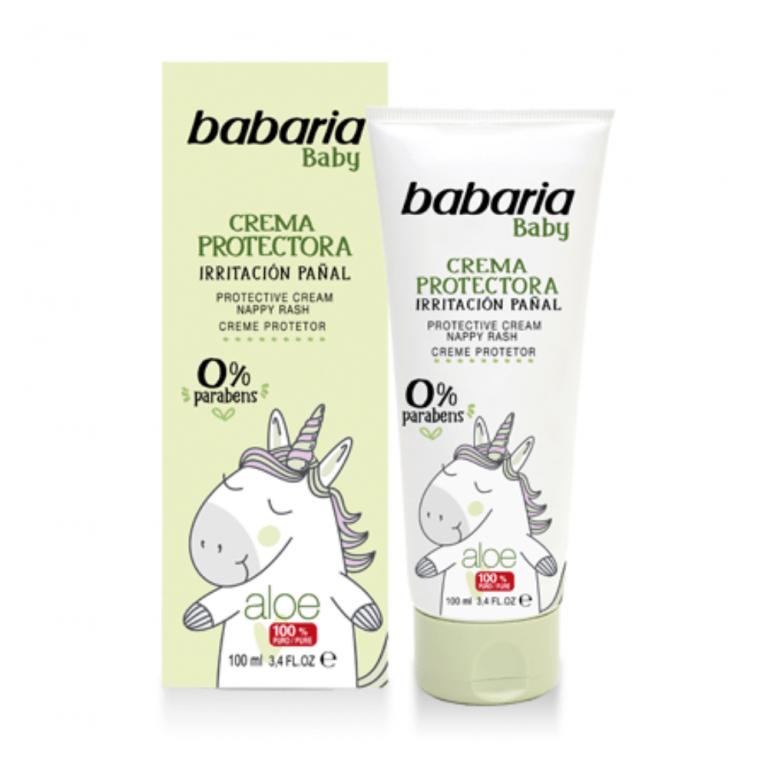 babaria crema protectora baby