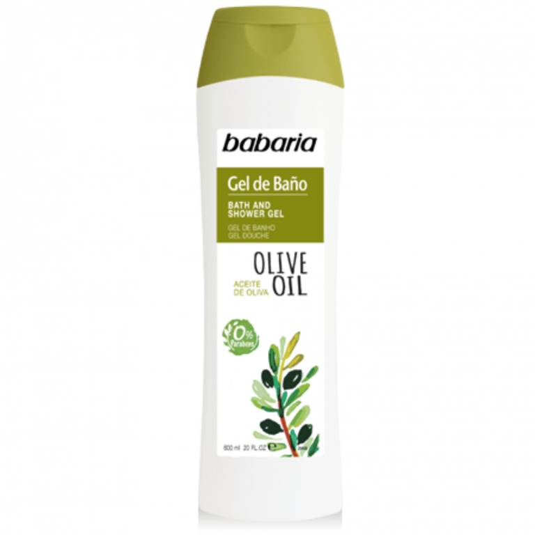 babaria gel oliva