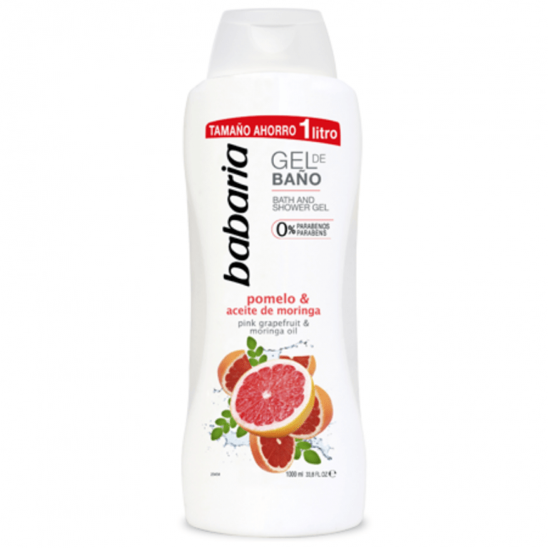 babaria gel pomelo