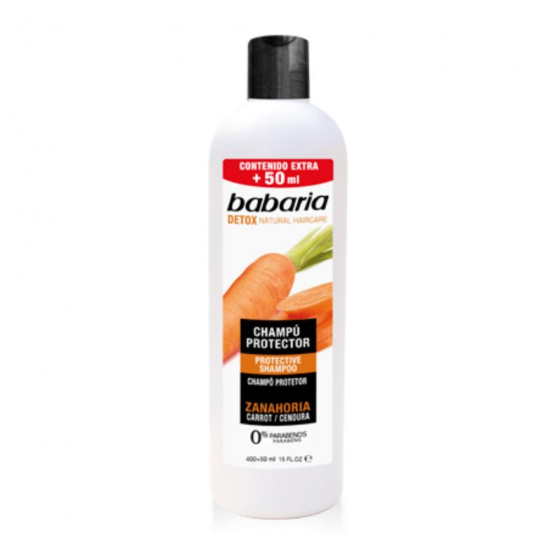 champu babaria zanahoria