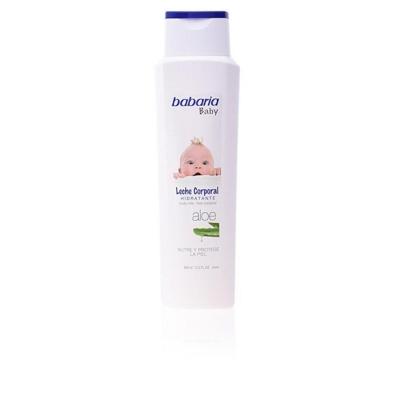 leche corporal babaria infantil 400 ml BABARIA