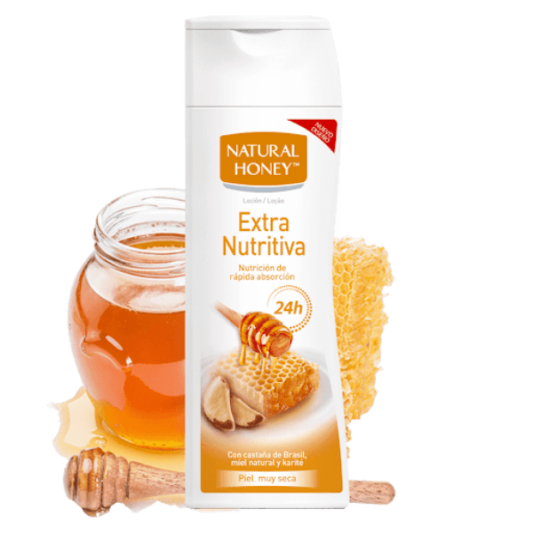 natural honey locion nutritiva