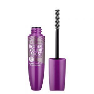 ESSENCE INSTANT VOLUME BOOST MASCARA SMUDGE-PROOF AND INTENSE BLACK ZZZ XXX
