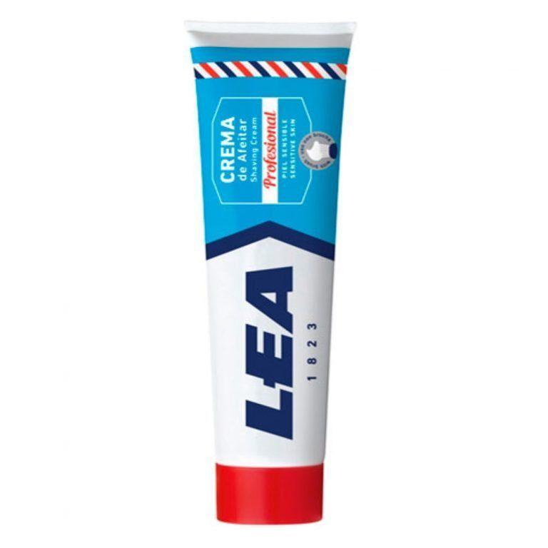 Crema de afeitar con brocha LEA PROFESIONAL