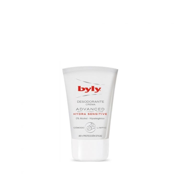 DEO CREMA SENSITIVE BYLY