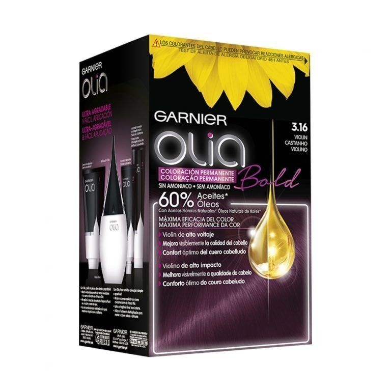 Garnier Hair Coloracion Olia 000 3600541234475 Front