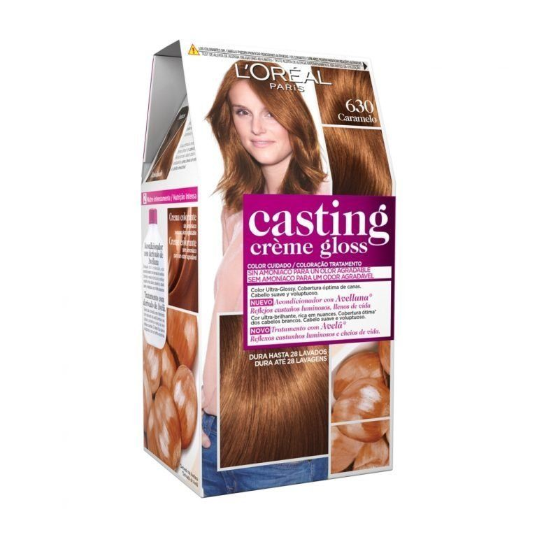 L Oreal Paris Hair Casting Creme Gloss Caramelo 000 3600521188651 Front